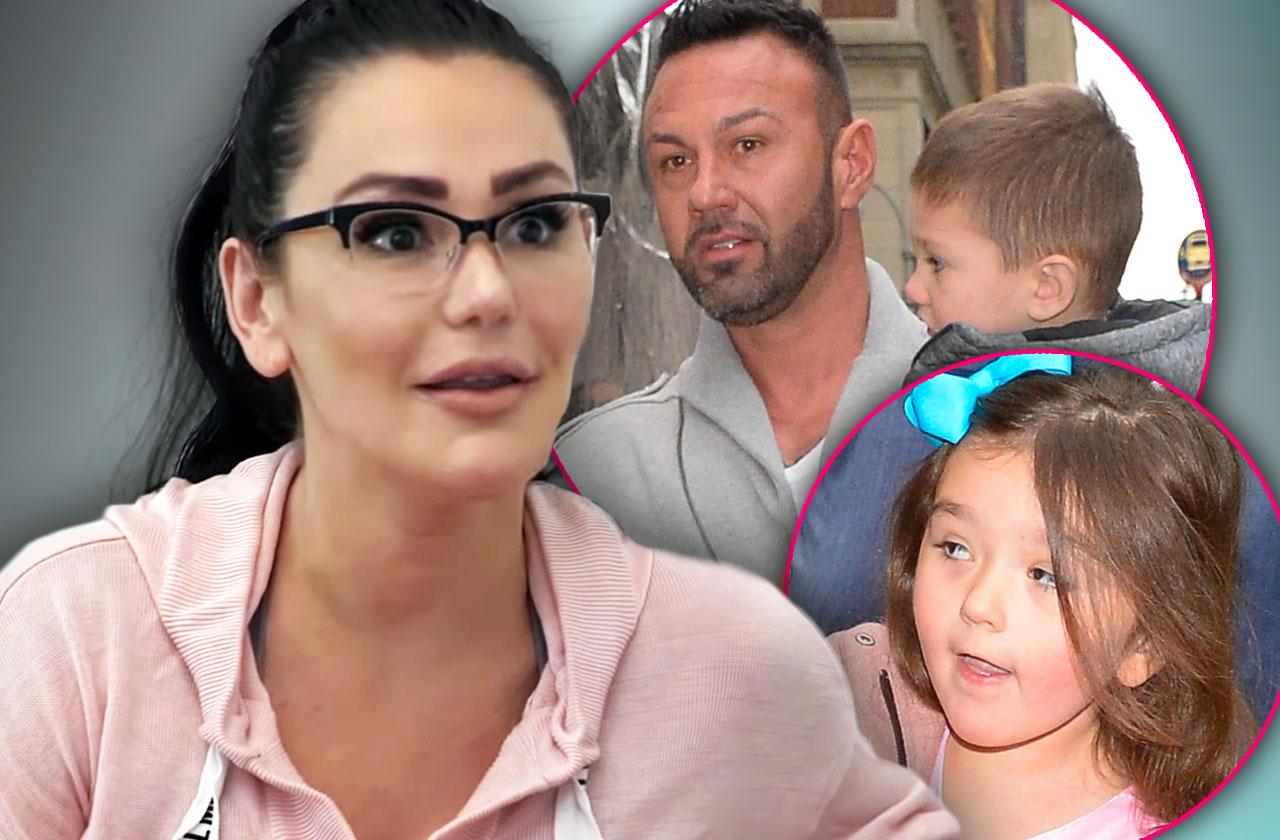 jenni Farley jwoww custody war roger Mathews abuse claims