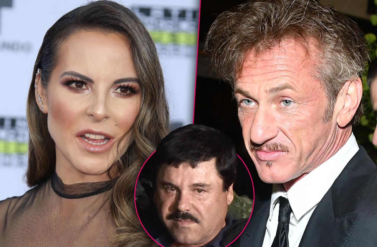 //sean penn letter kate del castillo el chapo documentary