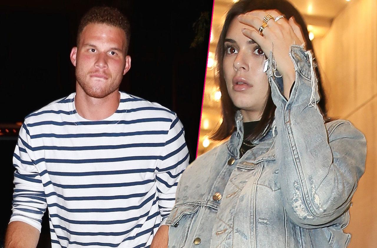 //kendall jenner boyfriend blake griffin charged battery pp