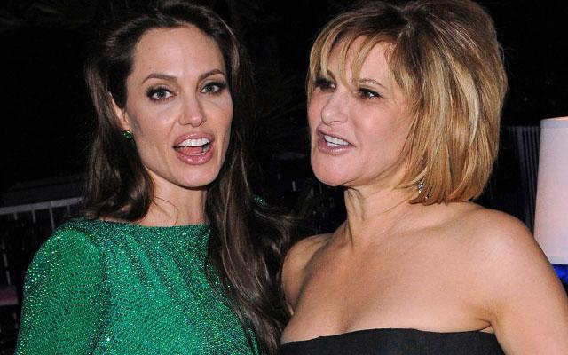 Angelina Jolie Hacked Sony Email