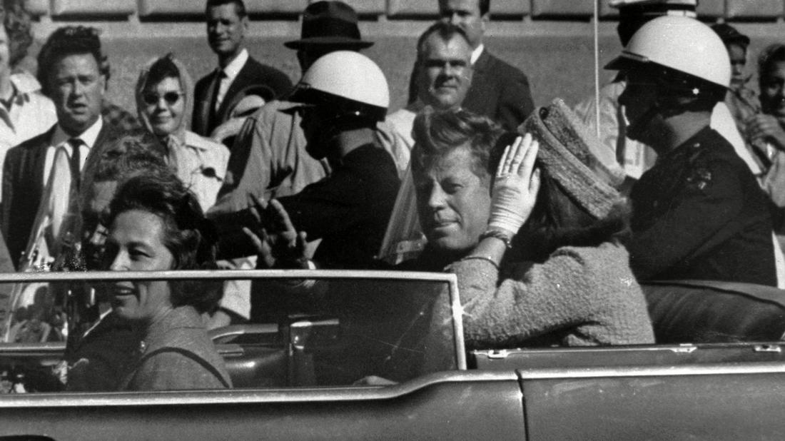 Deadly Affair? Scandal Over Death Of John F. Kennedy's Lover Mary Meyer Re-Emerges In New Book