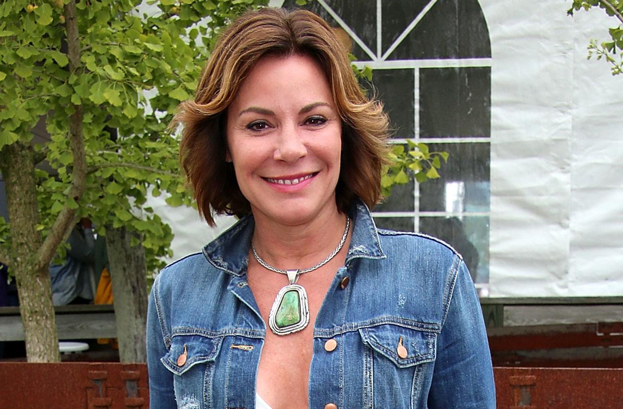 Luann De Lesseps Swears Off Dating After Divorce