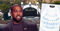Kanye West's Hollywood Concert Ticket Sales Slump