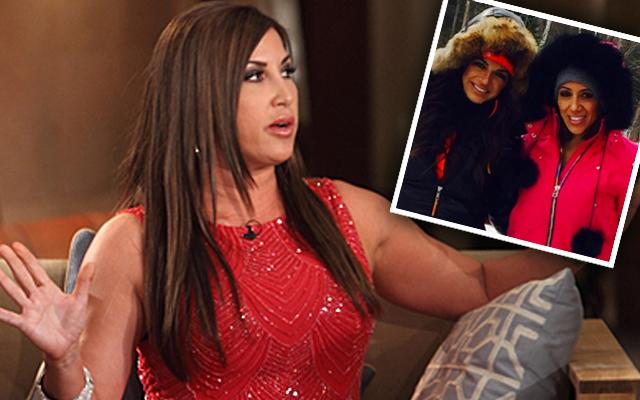 Real Housewives of New Jersey's Jacqueline Laurita Felt Physically Threatened By Another Cast Member
