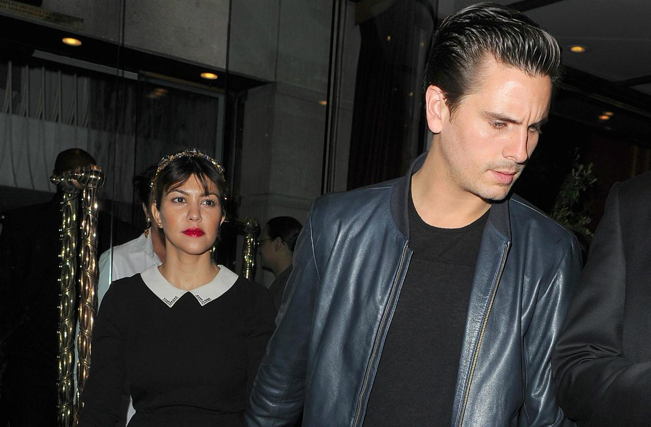 Kourtney Kardashian Scott Disick Relationship Timeline Feature