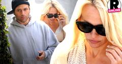 //pamela anderson rick solomon honeymoon stage over marriage says friend couple pp sl