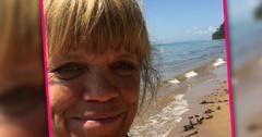 See Video Amy Roloff Slo Mo Run On Beach With Her BFFsx