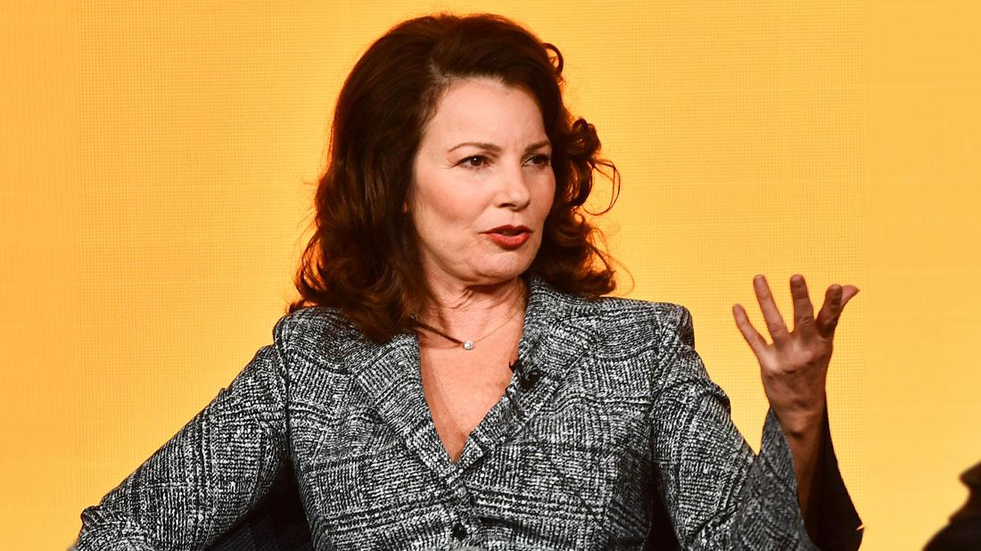 'The Nanny' Fran Drescher Thinks Denial About Rape Caused Cancer