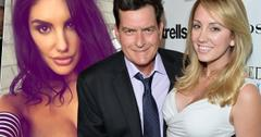 charlie sheen ex brett rossi august ames death