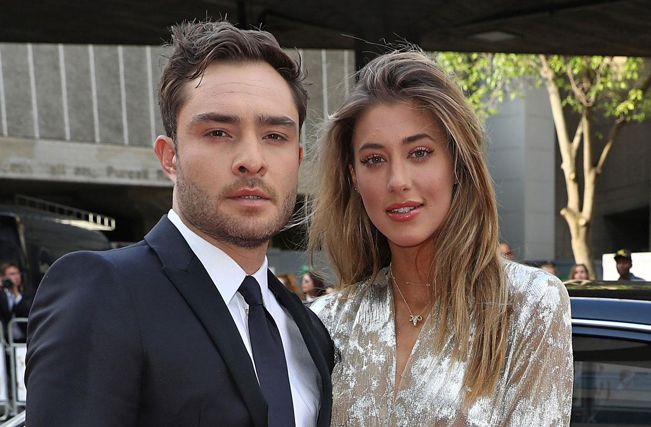 ed westwick girlfriend defends him