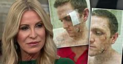Ex-'RHOC' Star Lauri Peterson's Son Suffers Deep Wounds From Jail Attack