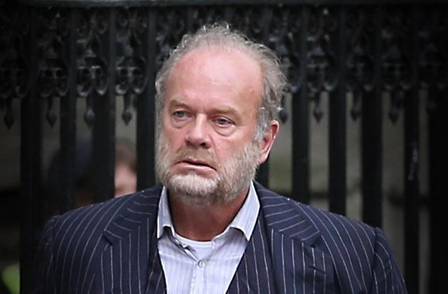 Hard-Drinking Kelsey Grammer 'Dancing With Death!'