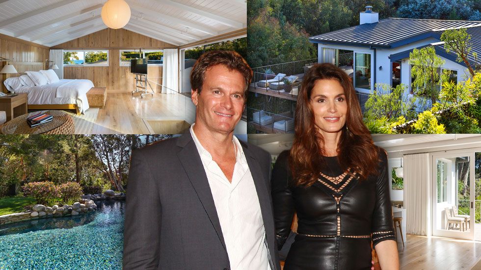 //cindy crawford randy gerber flip malibu home  million