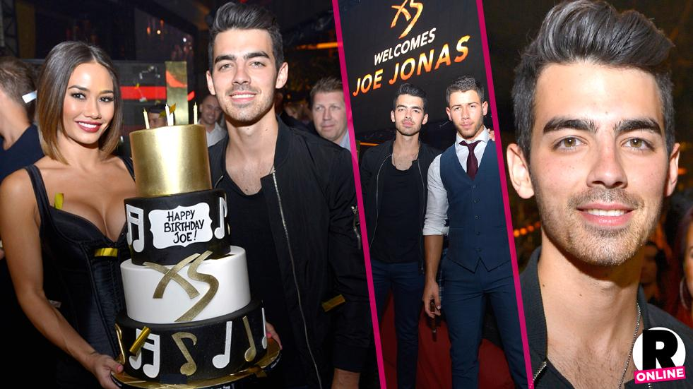 //inside joe jonas birthday vegas pp sl