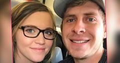 Joy Anna Duggar takes a selfie with her husband Austin Forsyth.