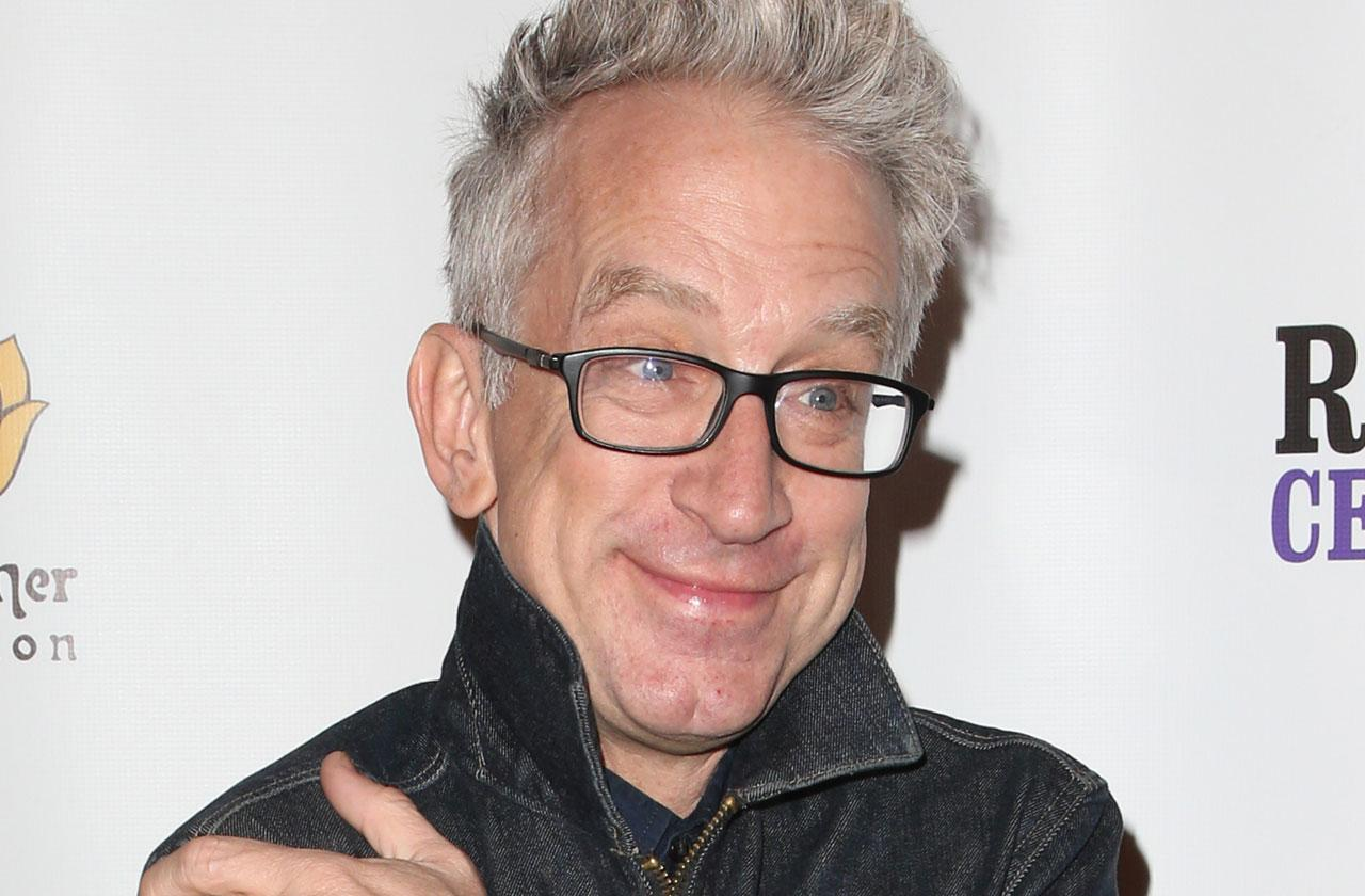 Andy Dick Sexual Battery Groped Stranger