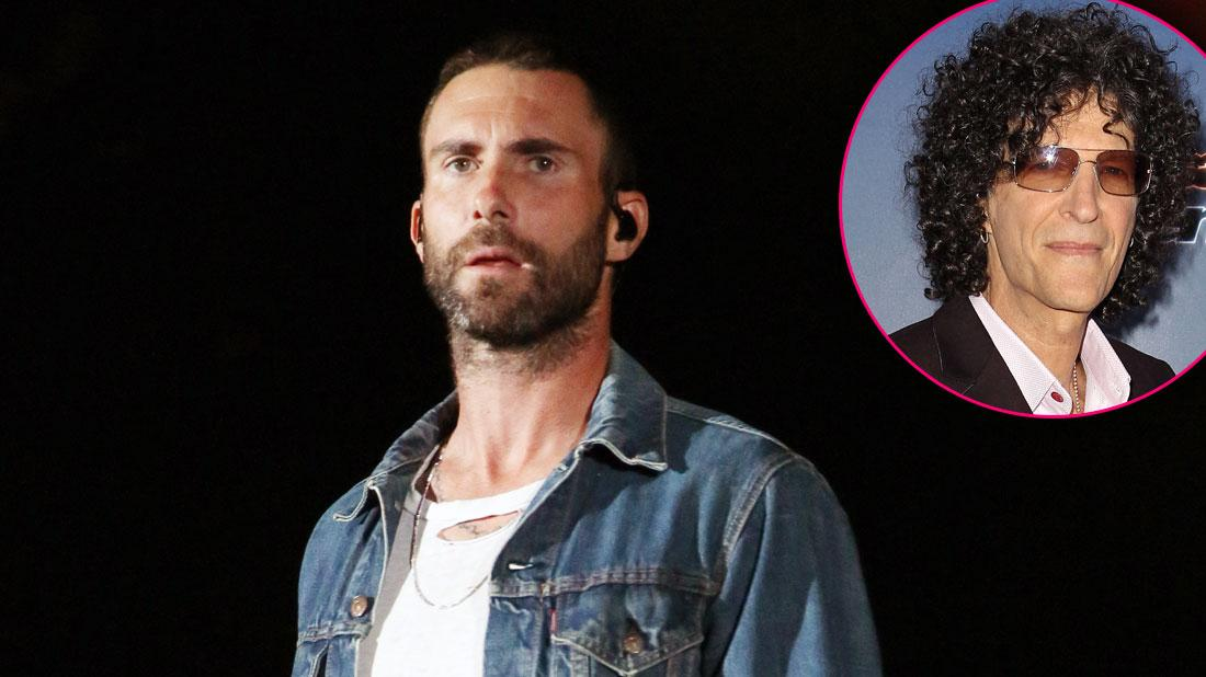 Adam Levine Tells Howard Stern He's Still 'Very Angry' Over Manager's Sudden Death