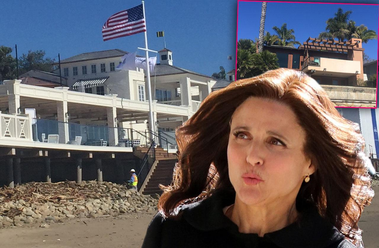 Julia louis dreyfus loses battle mega resort blocking beach house