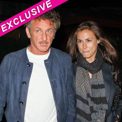 //seanpenn girlfriend