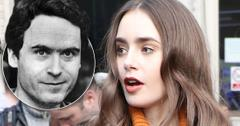 Lily Collins Claims She's Haunted By Ted Bundy Victims After Film