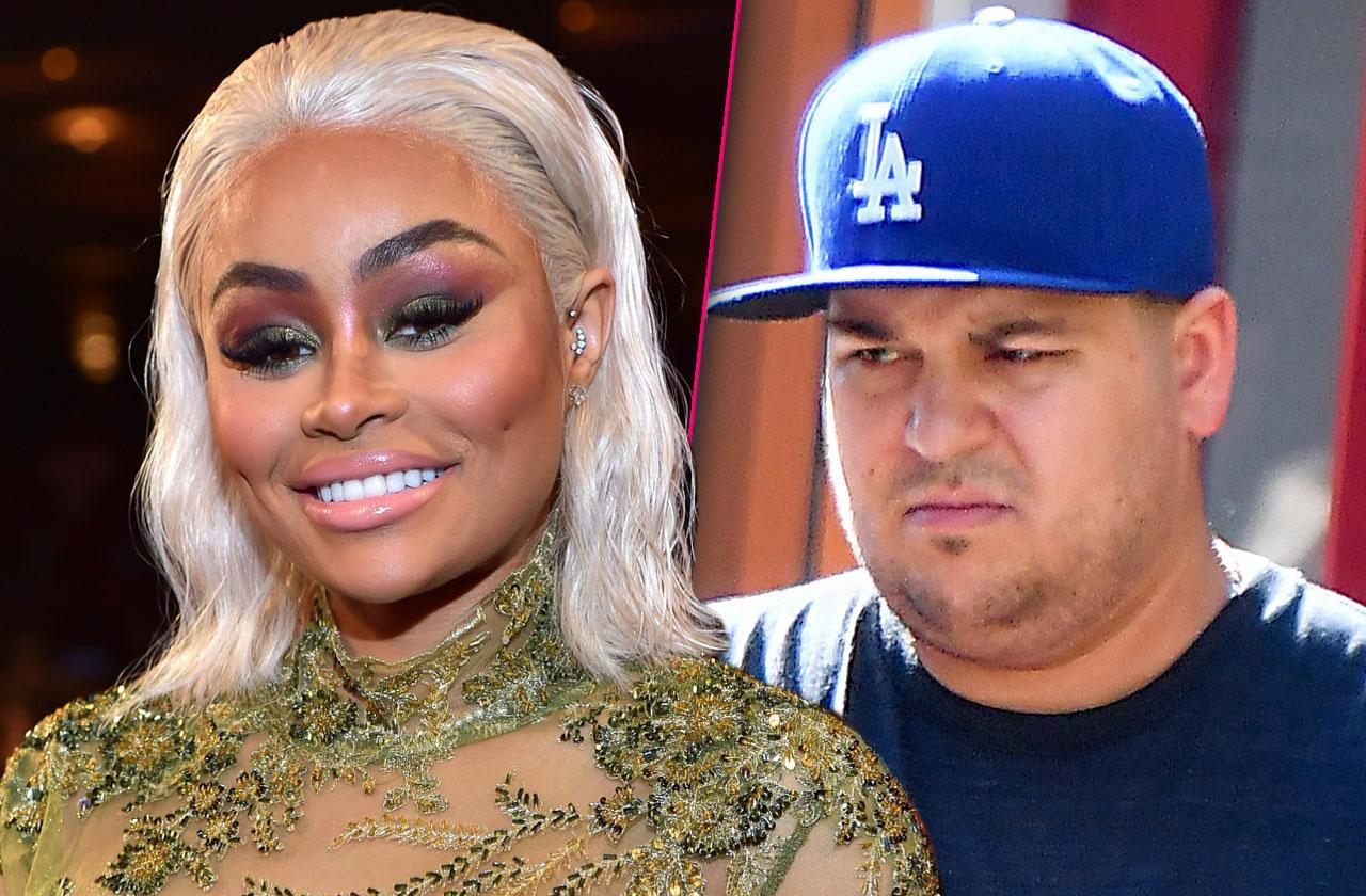Rob Kardashian Forced Return Jewelry Pay Ex Blac Chyna Legal Fees