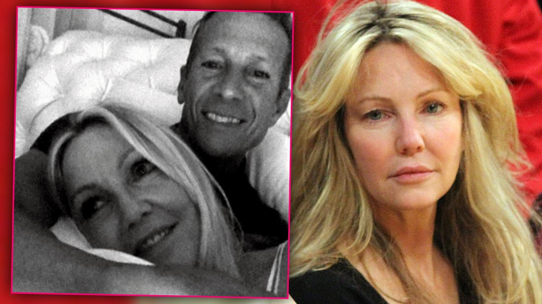Heather Locklear Chris Heisser Out of Rehab