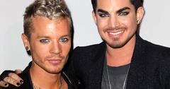 //adam lambert sauli koskinen square getty