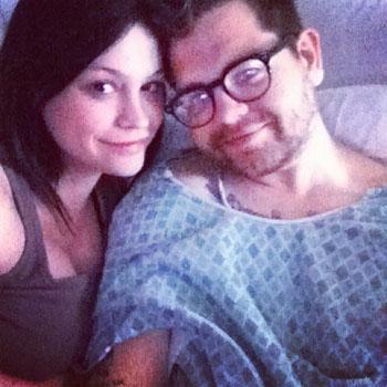 //jack osbourne appendix removed twitter
