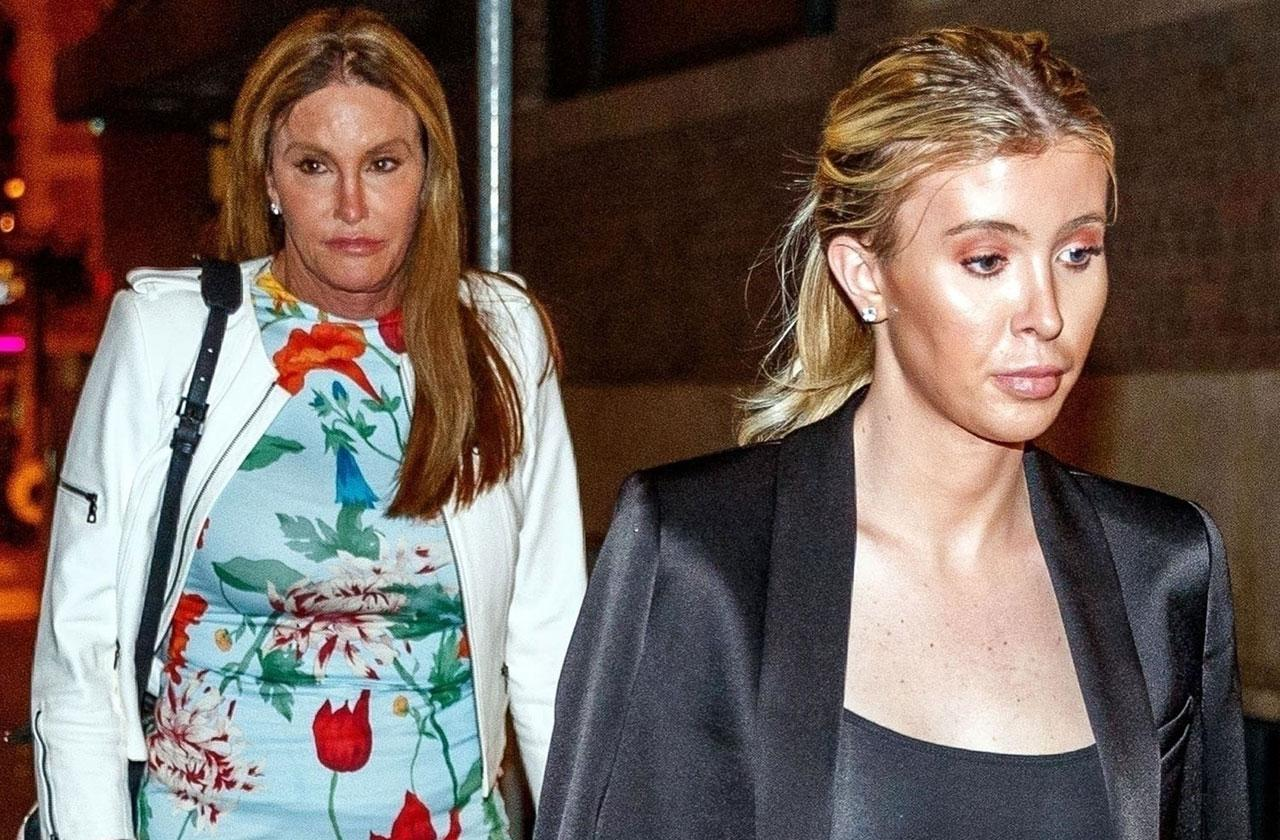 Caitlyn Jenner And Girlfriend Sophia Hutchins Share Date Night In Amersterdam