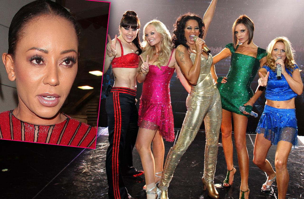 //mel b calls victoria beckham a bitch over reunion pp