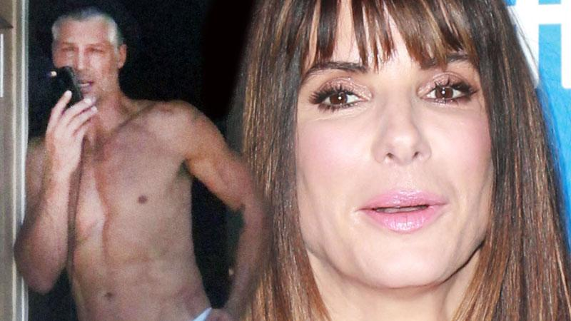 Brian Randall Not The Only Man Sandra Bullock Is Dating