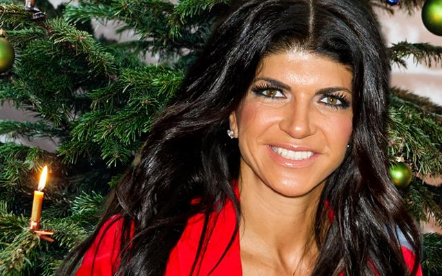 Teresa Giudice Freedom Christmas Eve Brother Joe Gorga Smaller Celebration Home