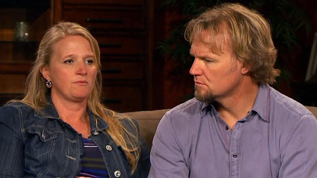 Sister Wives' Marital Crisis! Kody & Christine Brown Spending 25th Anniversary Apart