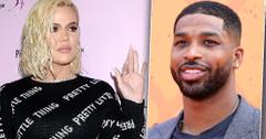 Khloe Kardashian's Disgraced Ex Tristan Flirts With Her