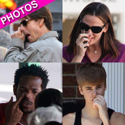 //celebrity nose pickers inf fame flynet
