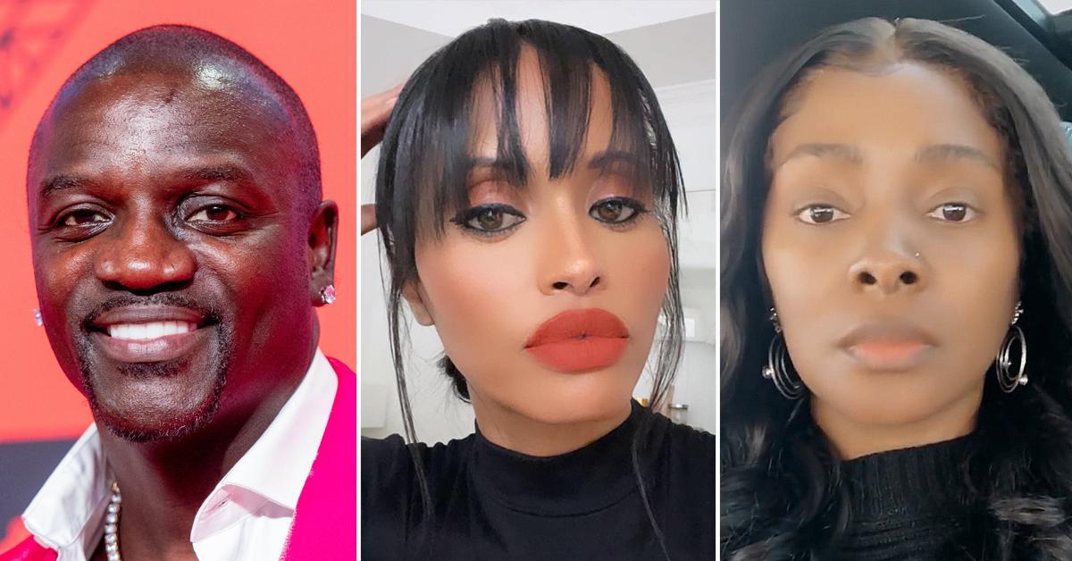 akon girlfriend rozina negusei joining real housewives of atlanta wife tomeka