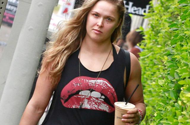 //ronda rousey nude butt