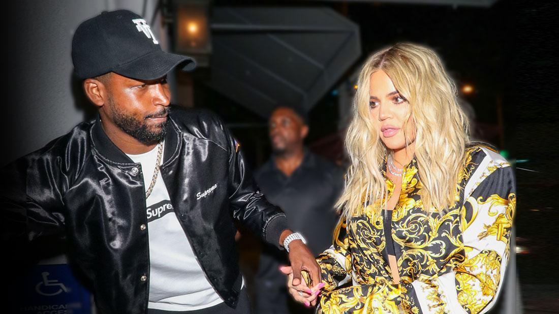 Khloe Kardashian And Tristan Thompson Getting Cozy Again