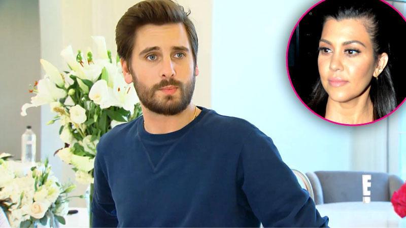 Scott Disick Complains Marriage Kourtney Kardashian