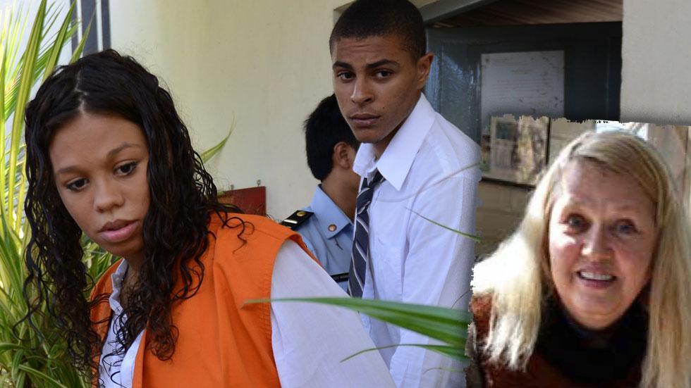 Bali Suitcase Murder Heather Mack Boyfriend Found Guilty Sentenced