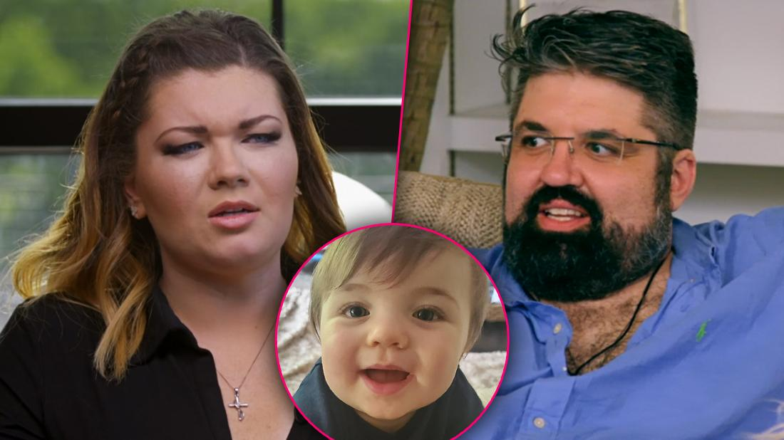 Teen Mom Star Amber Portwood Fighting Ex In Court Over Custody Time Of Son