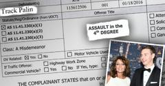 //sarah palin son track palin arrested assault domestic abuse pp