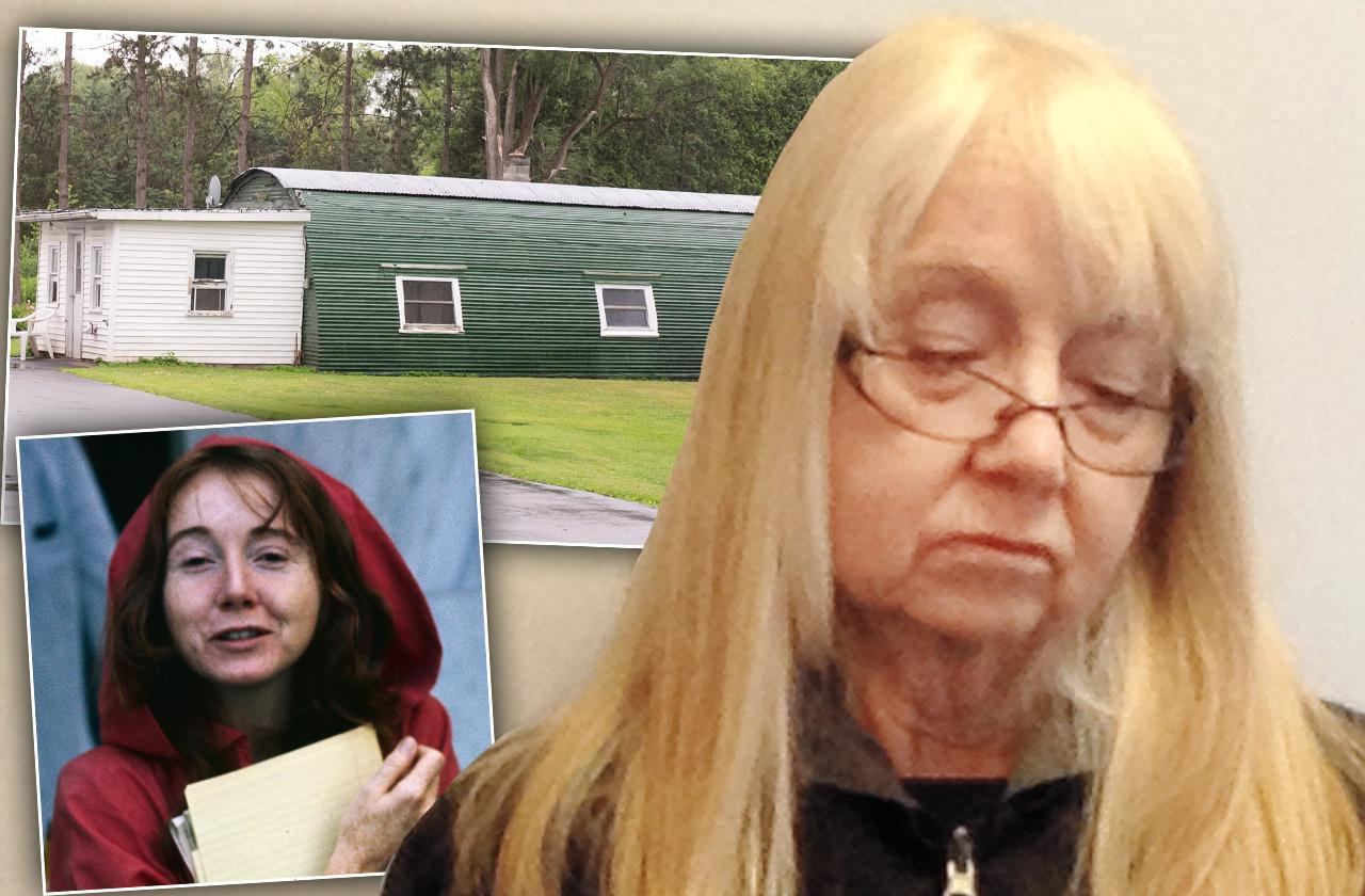 manson follower Lynette Squeaky Fromme today creepy neighbor