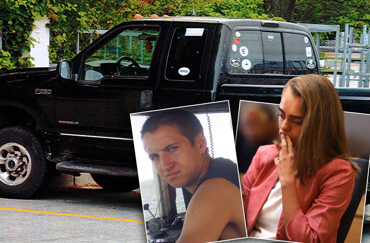 //teen text killer michelle carter suicide death conrad roy crime scene pp