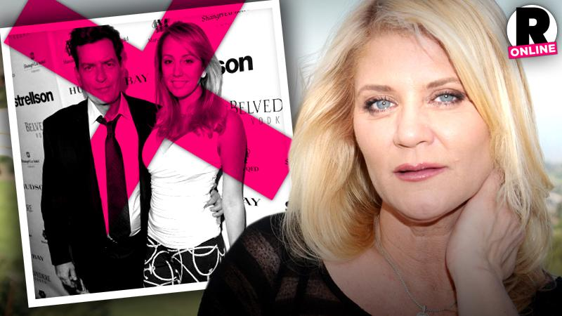 //ginger lynn warns fiance brett rossi marriage wont last charlie sheen pp sl