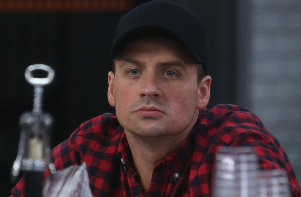 Ryan Lochte Cries Olympic Scandal Celebrity Big Brother