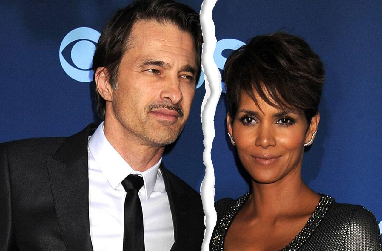 Halle Berry Divorced Two Years Olivier Martinez