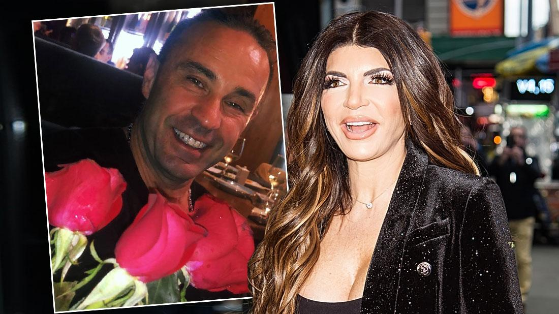 Joe Giudice Posts Valentine's Day Tribute To Ex Teresa