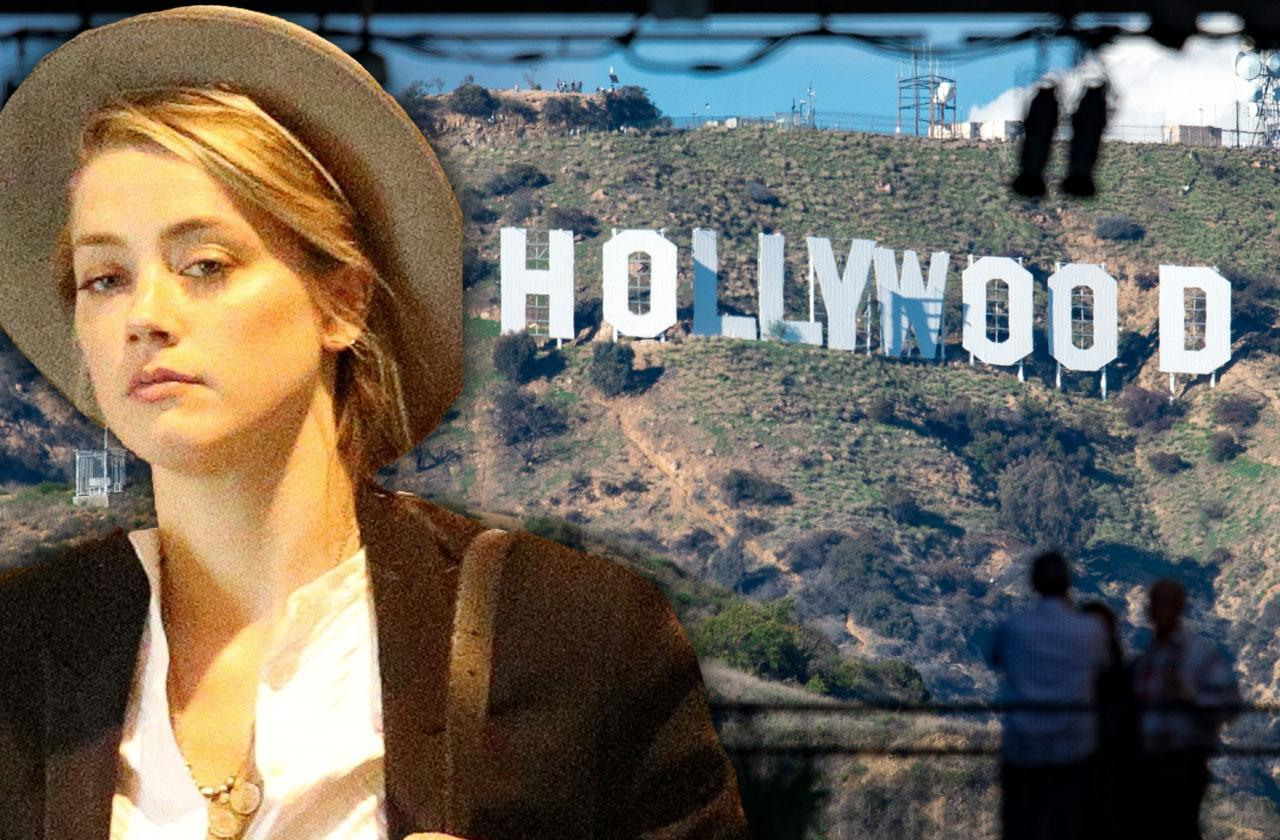 //amber heard quit hollywood moving texas homesick pp