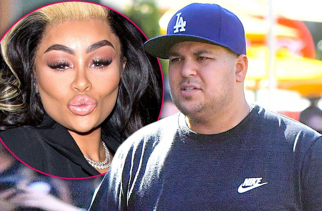 Rob Kardashian Claims Debt Blames Blac Chyna